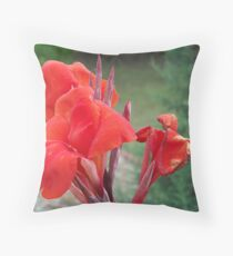 After Bloom - Calla Lily Throw Pillow