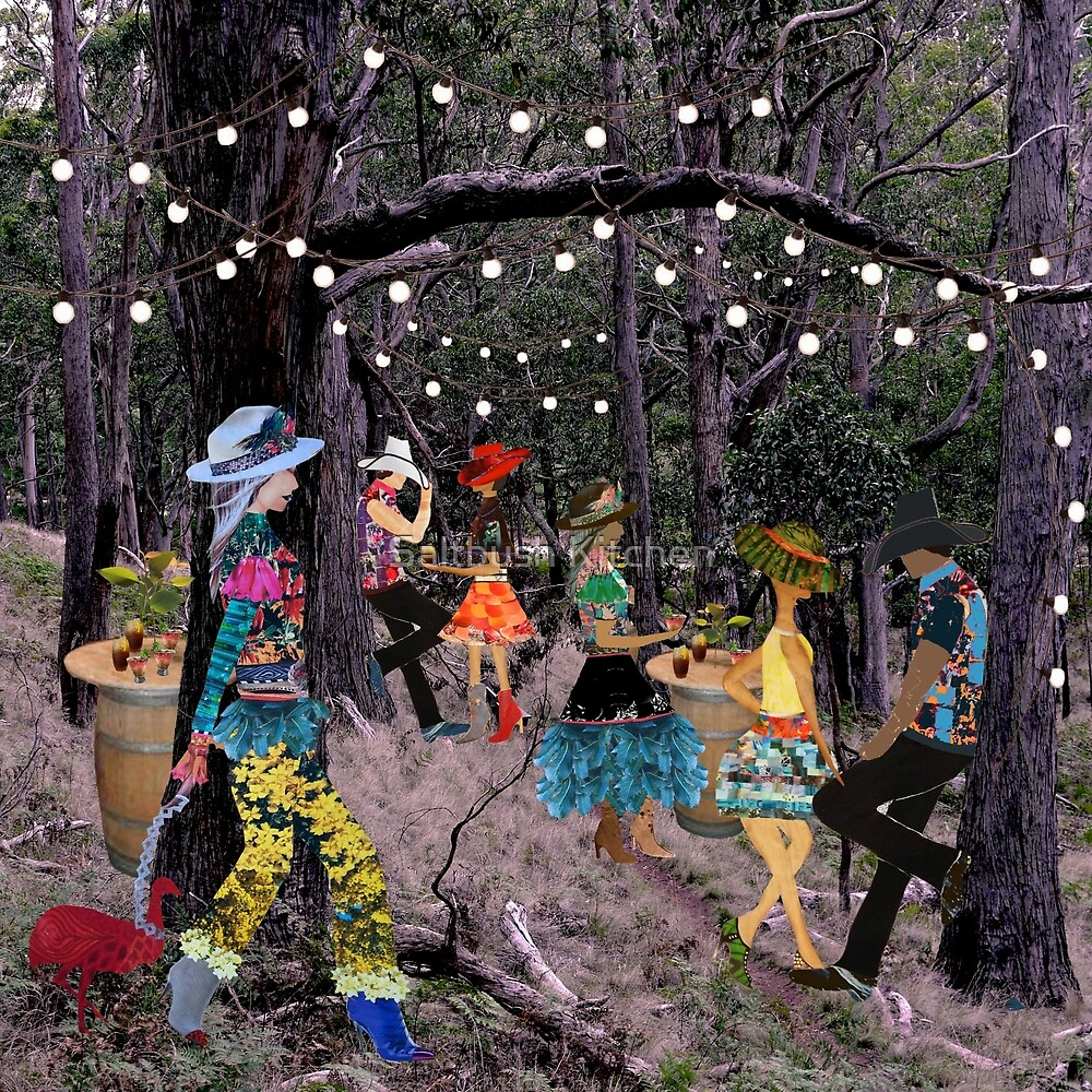 Bush Dance  by Saltbush Kitchen