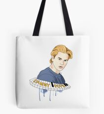 Danny Pope (Running on Empty) Tote Bag