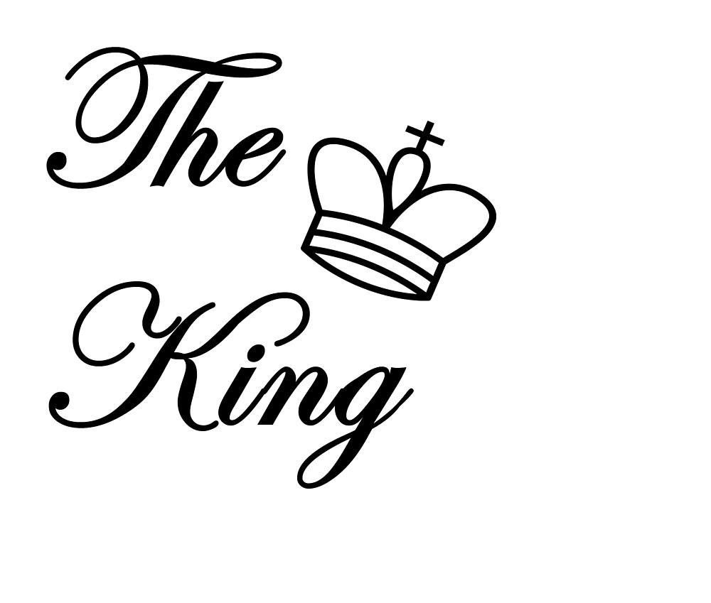 The King by AjedrezdeElite