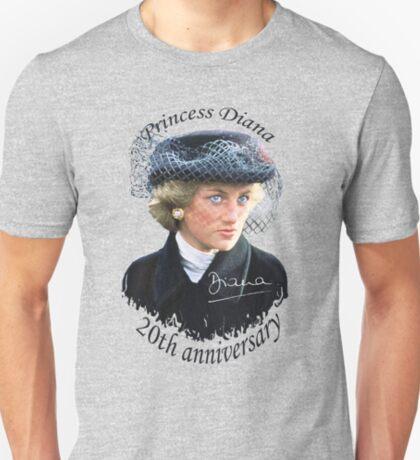 Princess Diana 20th Anniversay T-Shirt
