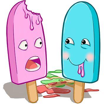 Hungry Popsicle by Flinn-Douglas