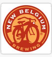 New Belgium Brewing Company Sticker