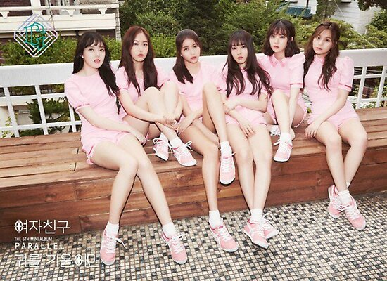 Gfriend (여자친구) Parallel by dreamingxoxo