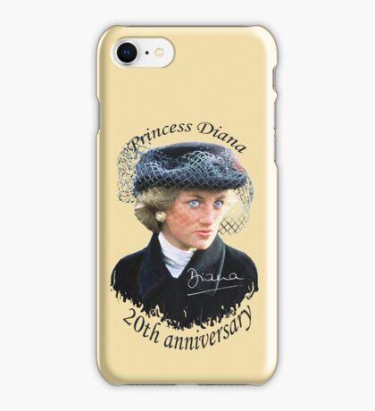Princess Diana 20th Anniversay iPhone Case/Skin