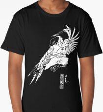 Eagle Black Long T-Shirt