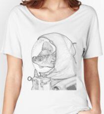 Zero-G Fish Bowl Women's Relaxed Fit T-Shirt