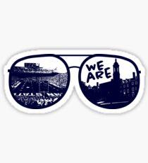 Penn State Sunglasses Sticker