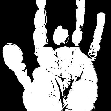 jerry garcia hand  by fishman17