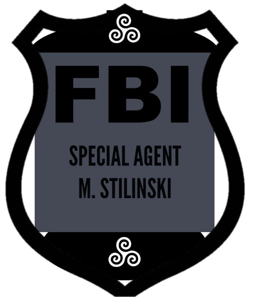 Agent Stilinski by somesilverreply