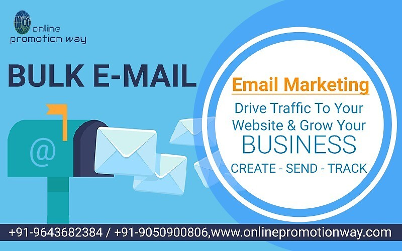 Email Leads In Delhi by onlinepromotion