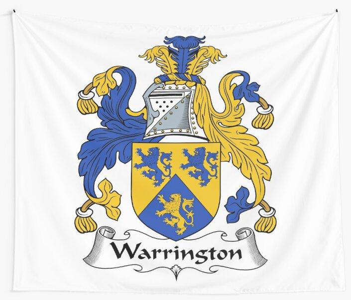 Warrington by HaroldHeraldry