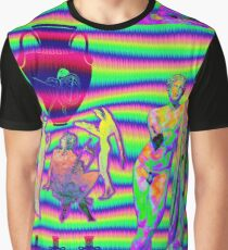 Visions of Hellenia Graphic T-Shirt