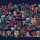 Shrooms by theeighth