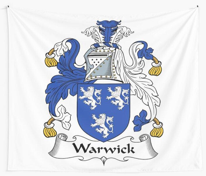 Warwick  by HaroldHeraldry