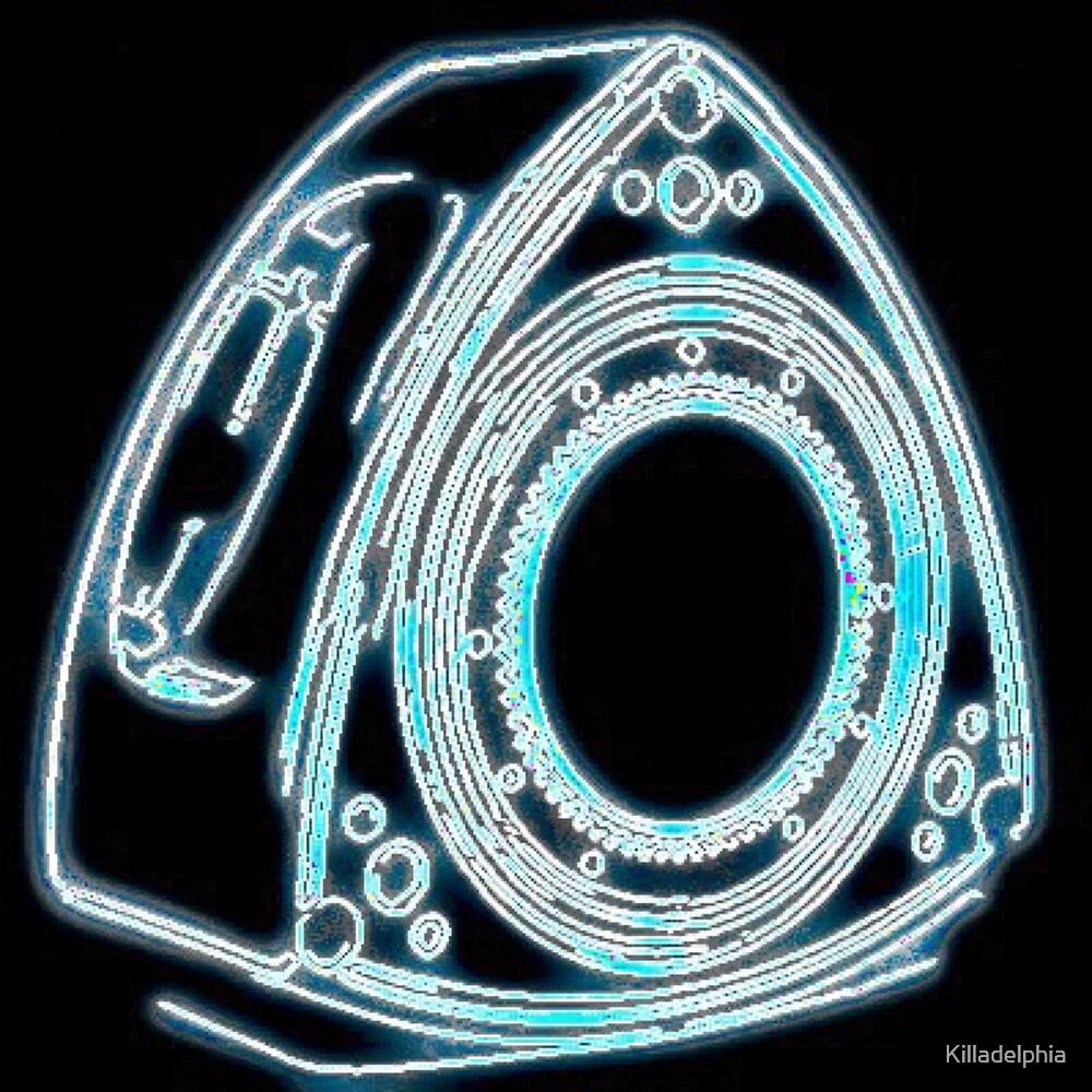 Mazda rotary neon  by Killadelphia