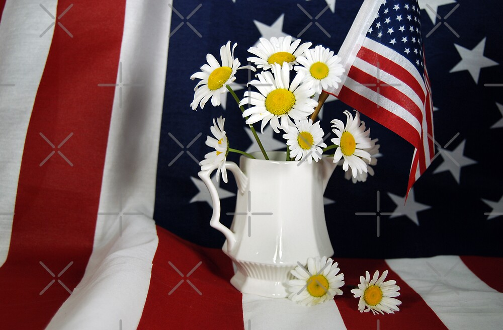 Red, White And True by Maria Dryfhout