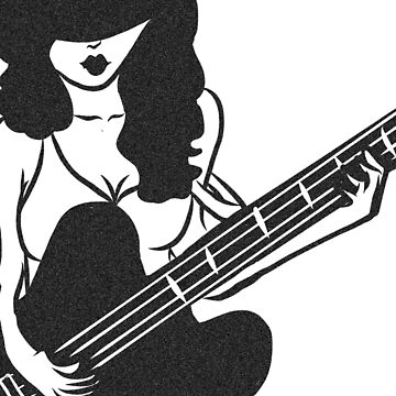 Bass Girl by Rayones