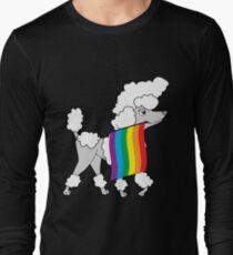 Gay Pride Poodle Shirt T-Shirt