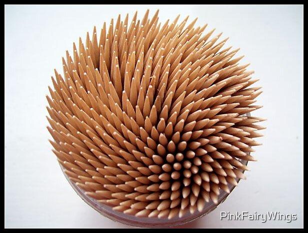 Toothpicks by PinkFairyWings