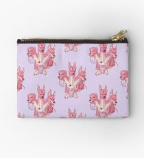 Strawberry Cerberus Zipper Pouch