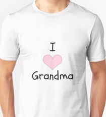 I Heart Grandma! Unisex T-Shirt