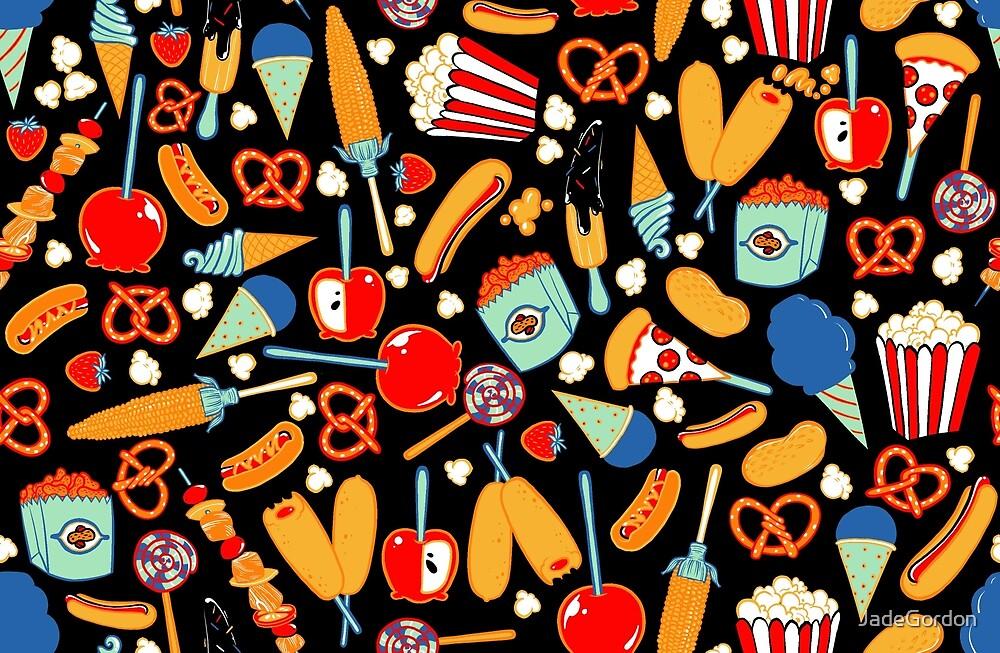 Carnival Food by JadeGordon
