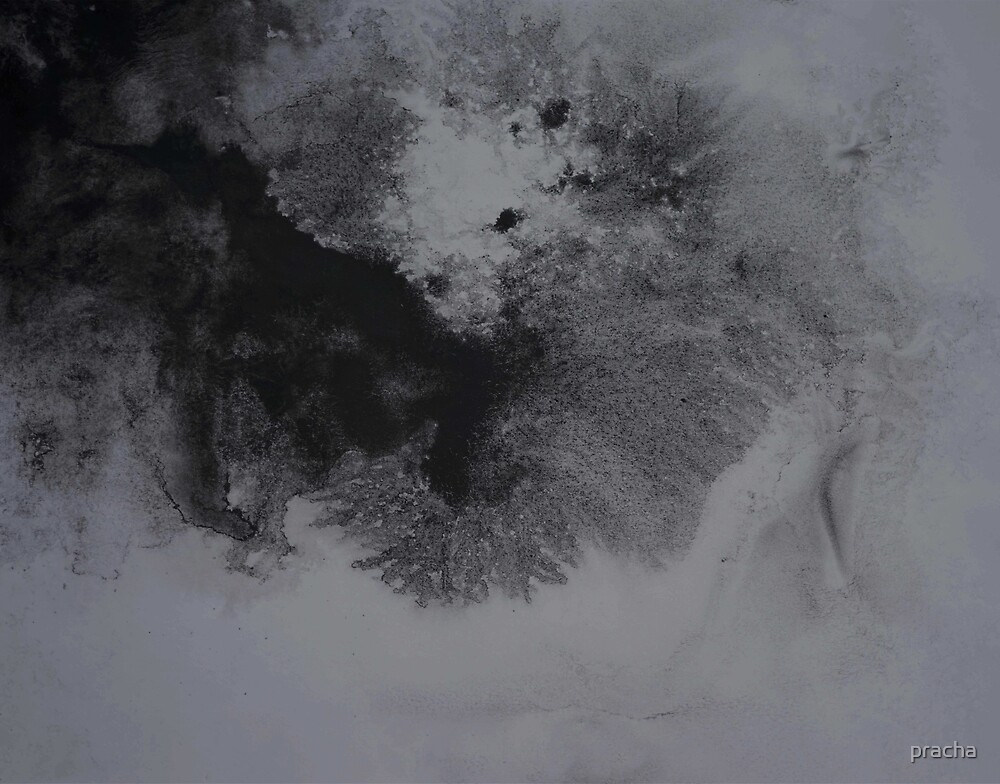 Black clouds by pracha