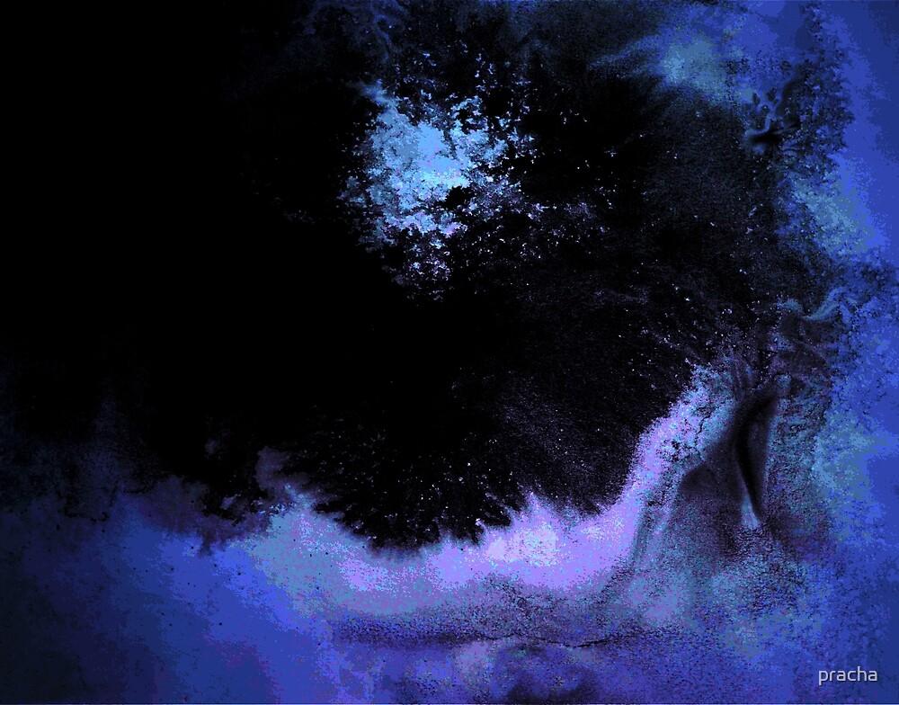 Night dream by pracha