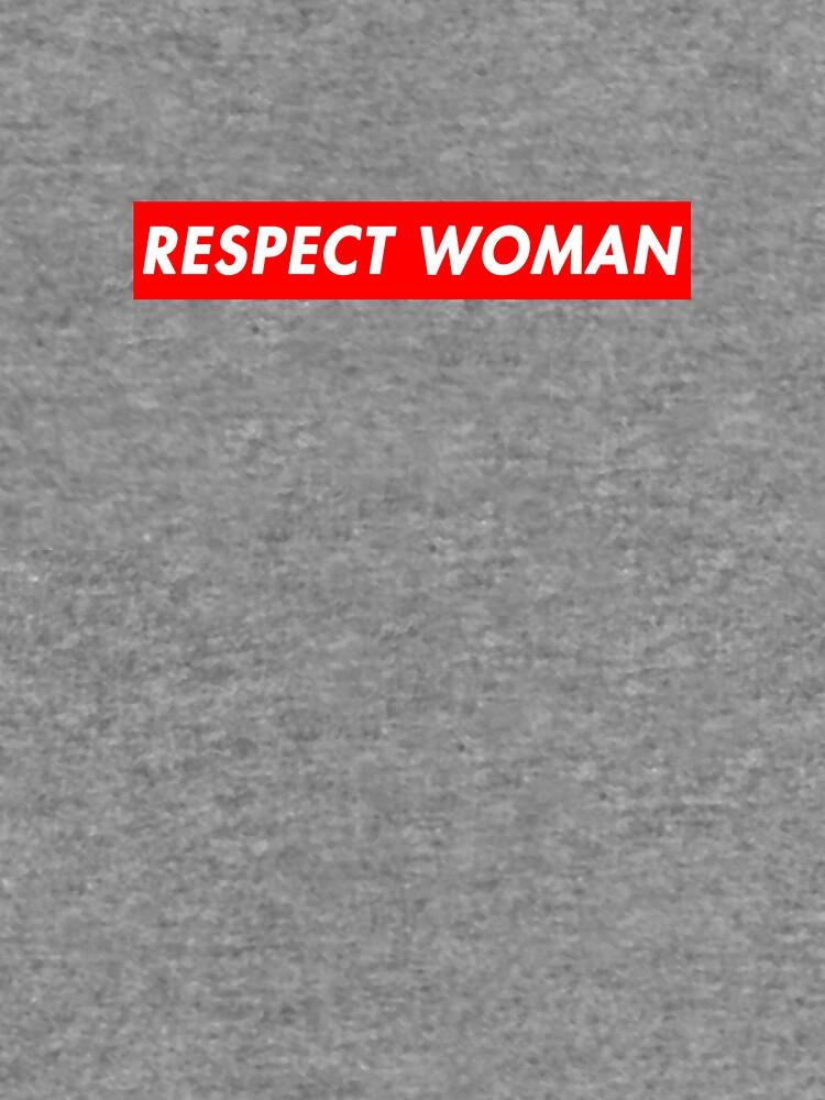 a1753179566f Supreme Respect Woman Box Logo