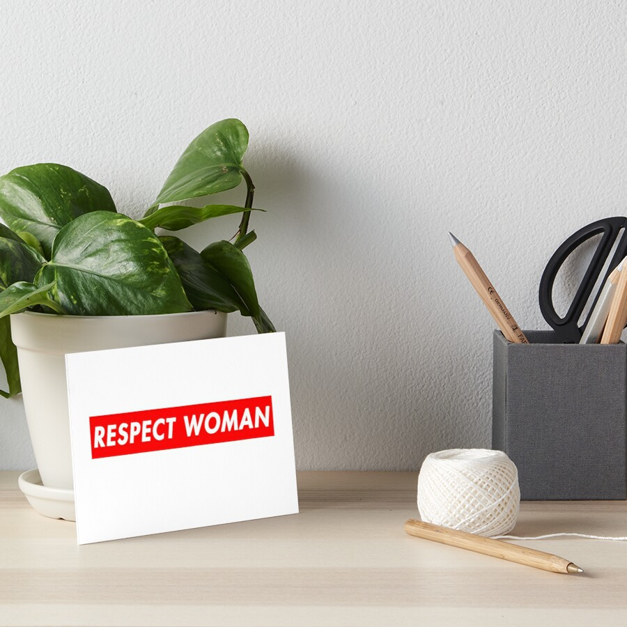 77aba7da0a28 Supreme Respect Woman Box Logo