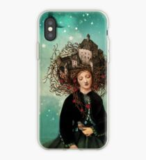 Sleeping beauty's dream iPhone Case