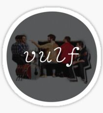 Vulf Piano Sticker