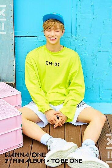 Wanna Oneㅣ1st Mini Album Photo #9 Kang Daniel (강 다니엘)  워너원의 데뷔 앨범 1X1=1 (TO BE ONE) by WANNA-ONE AND IZ*ONE SHOP
