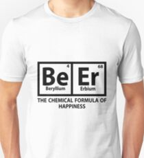 Beer formula - Funny beer saying. T-Shirt