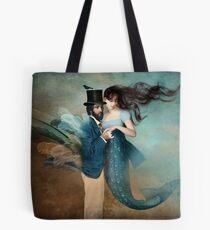 A Mermaids Love Tote Bag