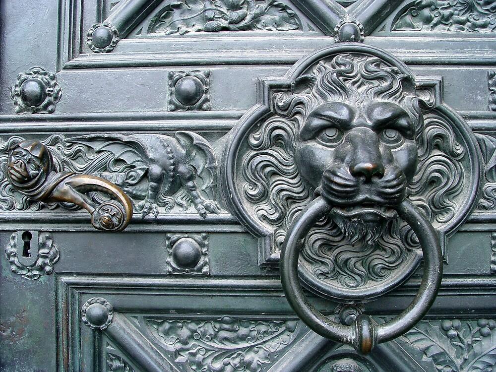Knock Knock by traveler25