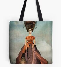 Portrait 09 Tote Bag
