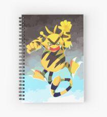 Electabuzz Spiral Notebook