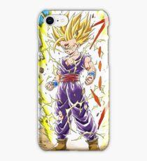 Dragon Ball Z - Gohan Manga Shirt iPhone Case/Skin