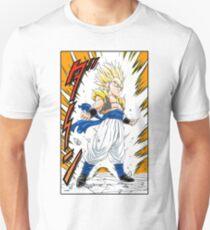 Dragon Ball Z - Super Gotenks Manga T-Shirt