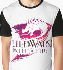 Guild Wars 2 - Path Of Fire Graphic T-Shirt
