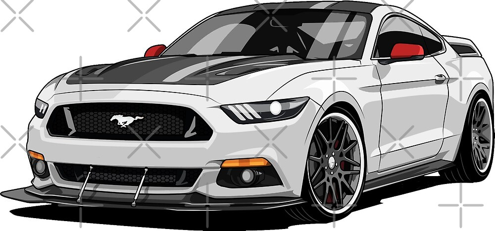Ford Mustang Performance by xEver
