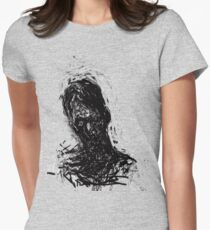 Small, Awkward & Intimate #1. Womens Fitted T-Shirt