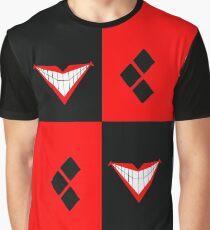 Harlequin pattern Graphic T-Shirt