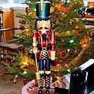 Nutcracker Christmas by Fred Moskey