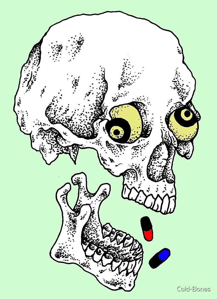 Pill Up Color by Cold-Bones