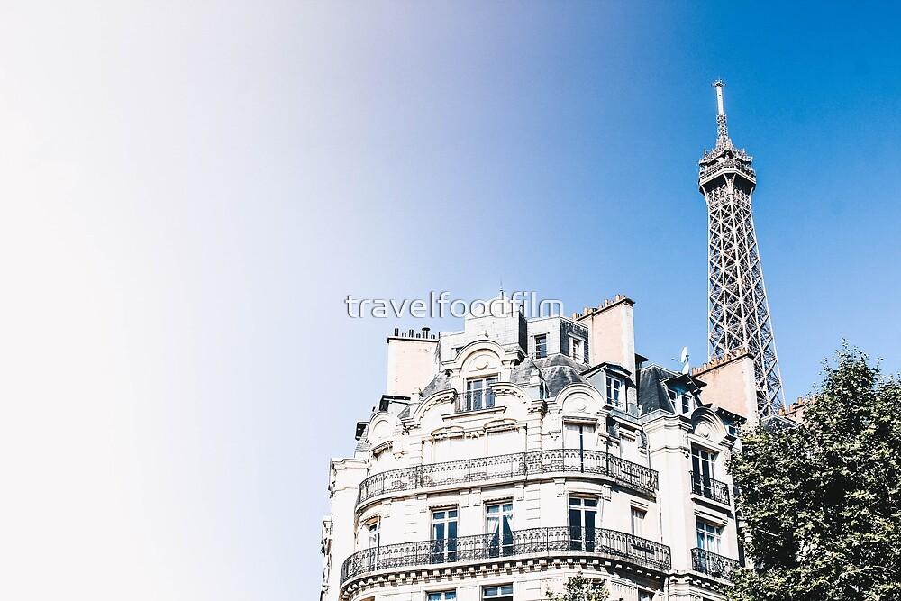 Paris by travelfoodfilm