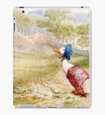 Jemima Puddle Duck iPad Case/Skin