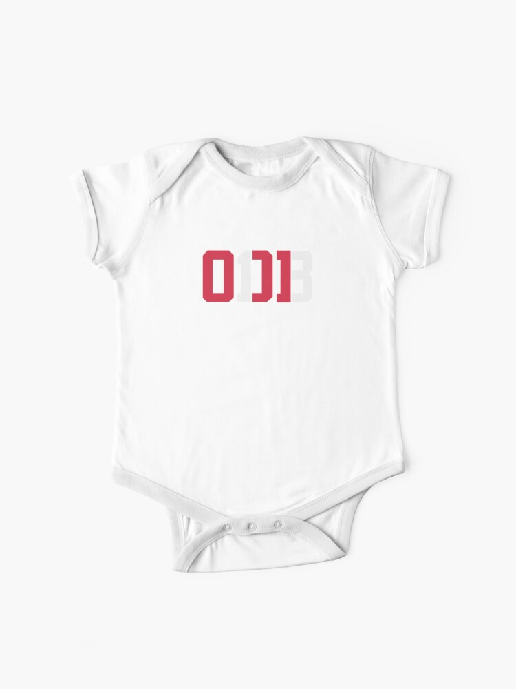 pretty nice 75462 53f38 Odell Beckham Jr. | ODB 13 | Baby One-Piece